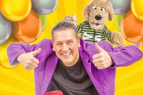 Children's Entertainer Sparky Marky